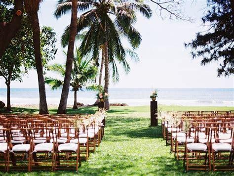 maui wedding venues olowalu plantation house maui