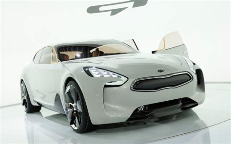 Allnew 2017 Kia Gt Concept Production Already Set For 2017