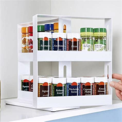 Swivel Store Spice Rack by Swivel Store Spice Organiser Rack End 5 17 2017 1 15 Pm