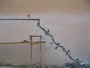 comment reparer les fissures des murs With comment boucher une fissure dans un mur exterieur
