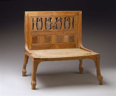 baby throne  future king king tut tomb child chair