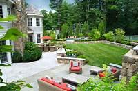 landscape design pictures a Blade of Grass   Boston Landscape Design, Installation ...