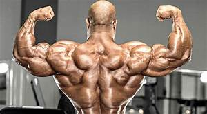How Phil Heath Trains For Wide Lats And A Detailed Back