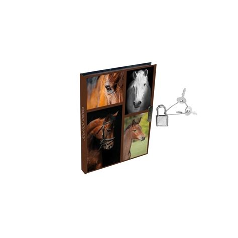 set de bureau set de bureau cheval marron
