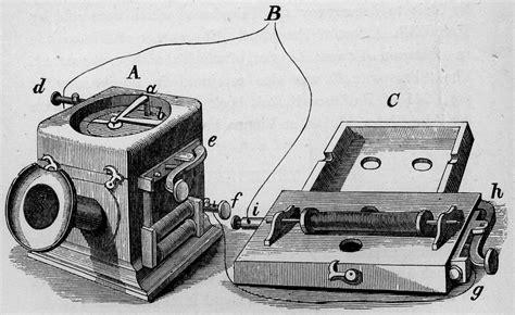 LeMO Bestand  Objekt  Skizze des ReisTelefons, um 1863