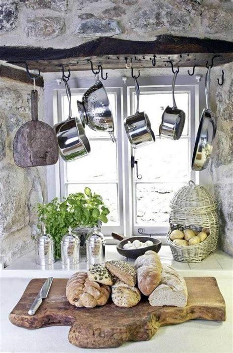 Gitter Für Küchenutensilien by Hanging Pots And Pans Interior Design Ideas Avso Org