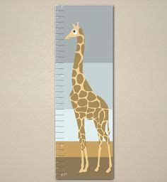 giraffe growth chart 1000 images about safari ideas pedi office on 1218