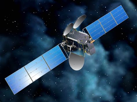 Intelsat Enlists Space Systems/Loral To Build IS-34 ...