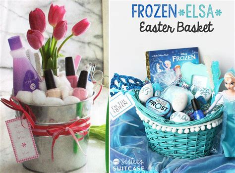 easter baskets ideas pics for gt easter basket ideas for teenage girls