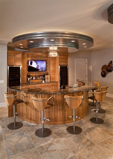 majestic contemporary home bar designs  inspiration