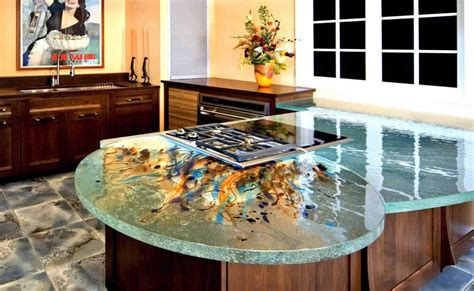 granite topped kitchen island kitchen countertops materials designwalls com