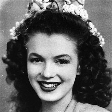 *norma Jeane Dougherty, 1941 (marilyn Monroe At 15 Years