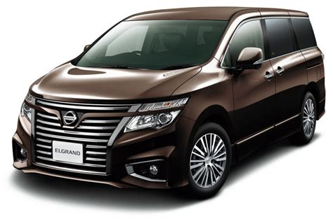luxury minivan 2014 nissan elgrand japan 39 s king of luxury minivans