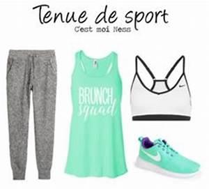 Tenue De Sport Femme Tendance : tenue de sport swag femme ~ Melissatoandfro.com Idées de Décoration