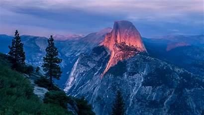 Mountain Yosemite National Park Peak Sky Sunset