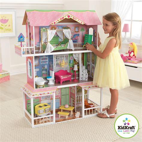 Leļļu māja Kidkraft Sweet Savannah Dollhouse 65851
