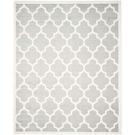 beige and gray rug safavieh amherst light gray beige 8 ft x 10 ft indoor