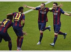 Rakitic It's not easy playing with Messi, Neymar and