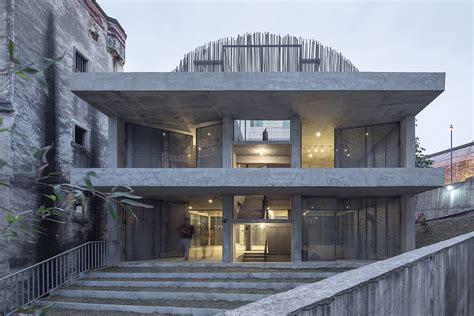 dom ino pavilion architect magazine benyuan design