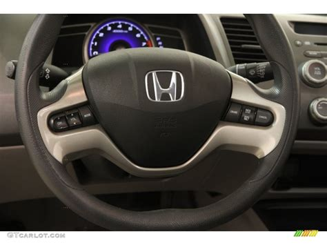 honda civic  sedan steering wheel  gtcarlotcom