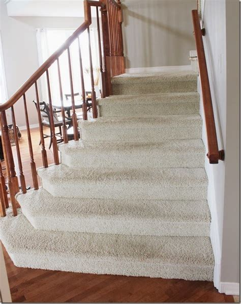 replacing carpet on stairs with laminate how to replace carpet with wood flooring on stairs thefloors co