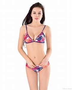 2017 Al004 Fashion Sexy Tight Swimsuit Straps Triangle ...