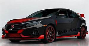 Honda Civic 9 Type R : honda shows off a custom civic type r designed by onerepublic ~ Melissatoandfro.com Idées de Décoration