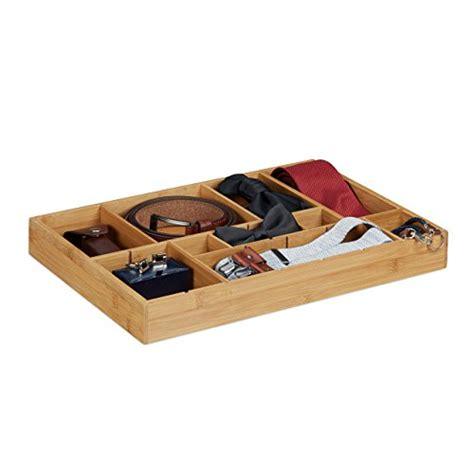 organiseur de tiroir cuisine relaxdays organiseur de tiroir ajustable hxlxp 5 x 45 x
