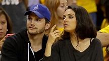 Mila Kunis on How She Fell for Ashton Kutcher - ABC News