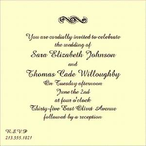 wedding invitation wording samples wedding inspiration With examples of wedding invitation verbiage