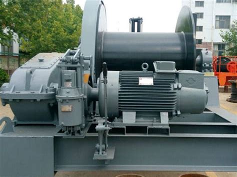 Used Boat Winches For Sale by Slipway Winch Ellsen Marine Slipway Winch For Sale
