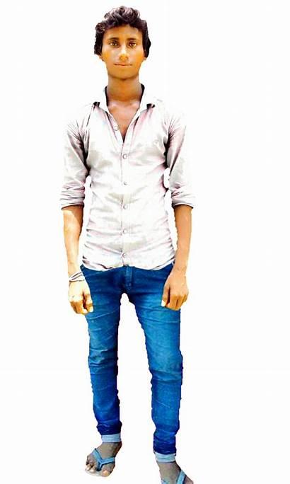 Boy Sonu Young Transparent Tall Male Cartoon