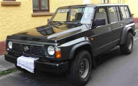 nissan patrol kaufen nissan gebrauchtwagen alle nissan patrol g 252 nstig kaufen