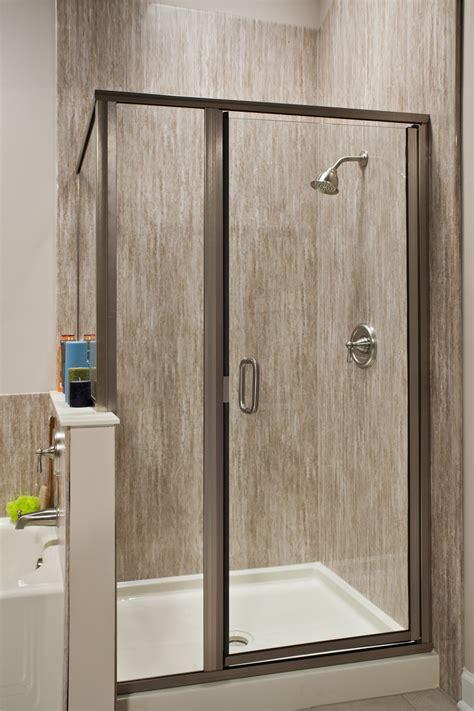New Shower Door by New Mexico Shower Doors Shower Doors Nm Measure