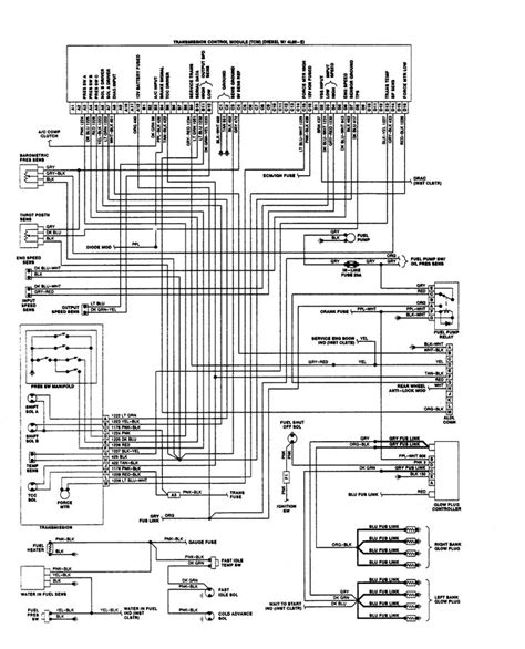 91 Lumina Wiring Diagram by 1991 Chevy P30 Wiring Diagrams Wiring Diagrams