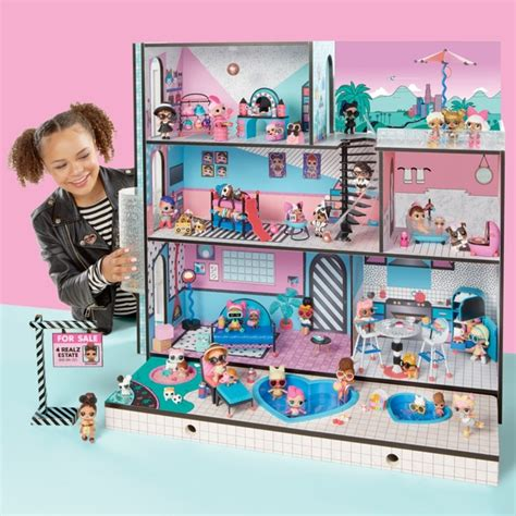 l online uk l o l surprise doll house l o l surprise uk
