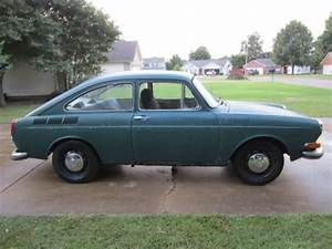 Find Used Vintage Vw 1970 Volkswagen Type 3 Fastback