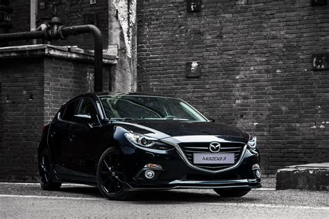 Mazda Cx3 4k Wallpapers by Mazda3 Quot Black Limited Quot Bm 2015