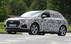 Futur Audi Q3 : futur audi q3 des photos de meilleure qualit l 39 automobile magazine ~ Medecine-chirurgie-esthetiques.com Avis de Voitures