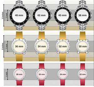 Watch Size And Fit Guide  How Your Watch Should Fit