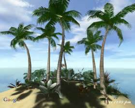 Ocean Island Screensavers