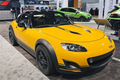 2011 Mazda Mx-5 Super20 Review