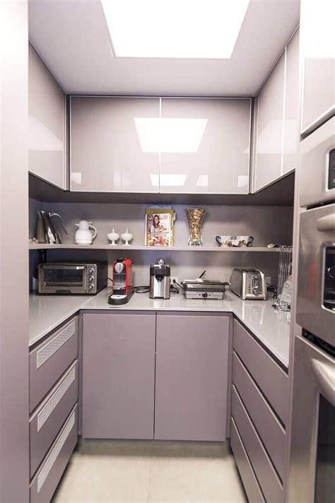 Cozinha Corredor: Saiba como Otimizar o Espaço +65 Modelos ...