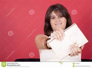 Woman Reading A Book Stock Photography - Image: 16110812
