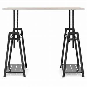 Best Choice Products Multipurpose Adjustable Height Sit To