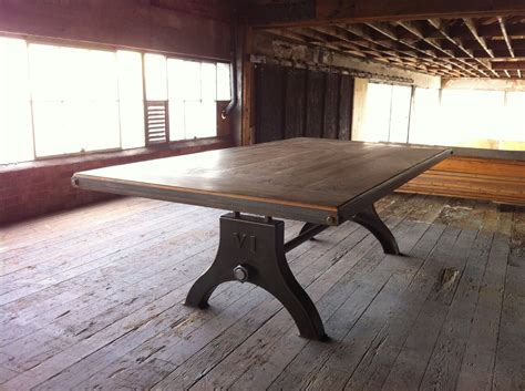 industrial looking dining room tables industrial style dining room tables marceladick com