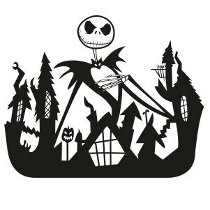 Beware of dog zero (the nightmare before christmas) svg, dxf, png, jpg files optimized for your cutting machine so you don't have to!import to cricut, silhouette or compatible cutting machine software. Zero Jack Skellington Png - With tenor, maker of gif ...