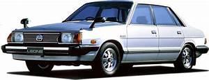 Subaru Leone  Loyale  Dl  Gl 1979