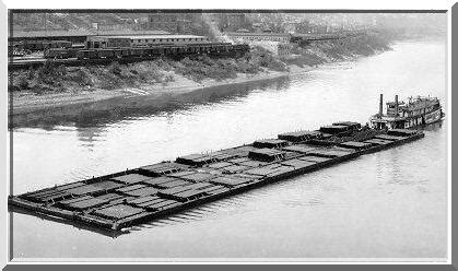 Tow Boat History by Waterways Of West Virginia