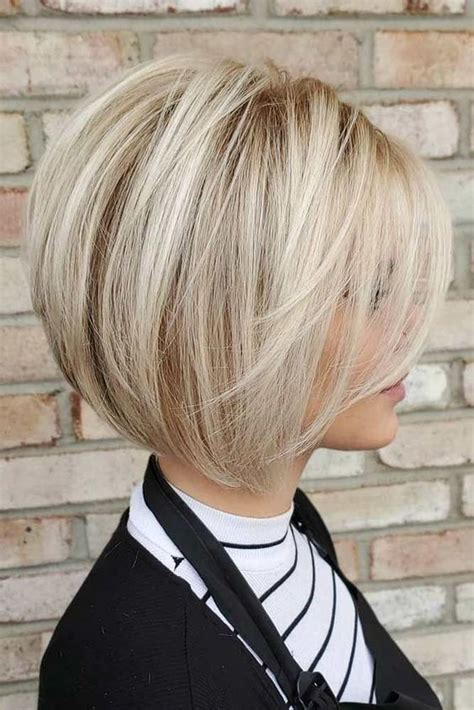 trendy straight bob hairstyles  women straight